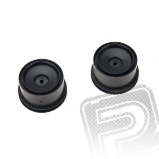 Přední disky, černé, 6570