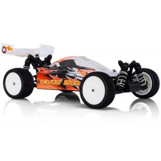 RTR Buggy REVOLT 4.0 4WD narancssárga