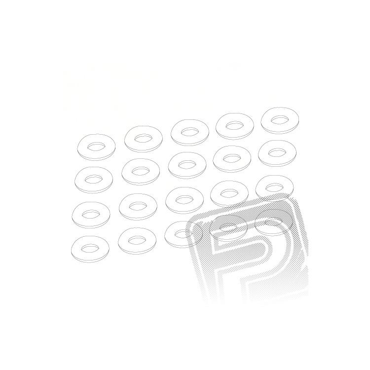 Vnitřní O-kroužky olej. tlumičů, PHOENIX