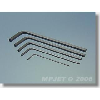0902 Imbuszkulcs 2,5mm