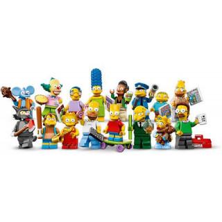 LEGO Minifigurky - Simpsonovi 2. série