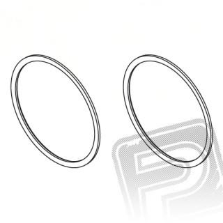 O gyűrűk (2db.),dxD