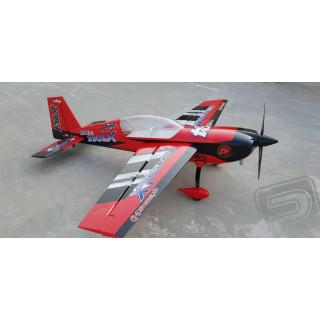 "103"" Extra 330LX 2600mm 120cc Červená"