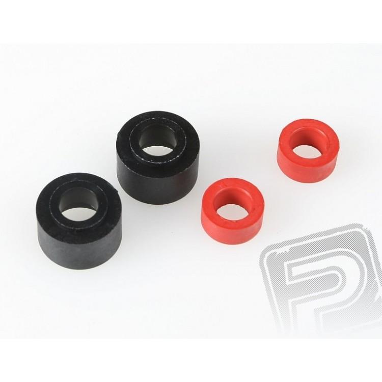 Tlumící guma/sada, R90 3D