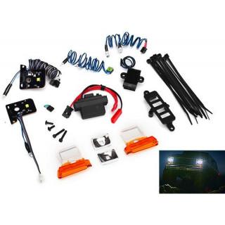 Traxxas komplett LED világítás (TRX-4 Ford Bronco-hoz)