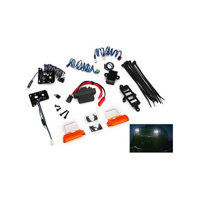 Traxxas kompletní LED osvětlení (pro TRX-4 Ford Bronco)