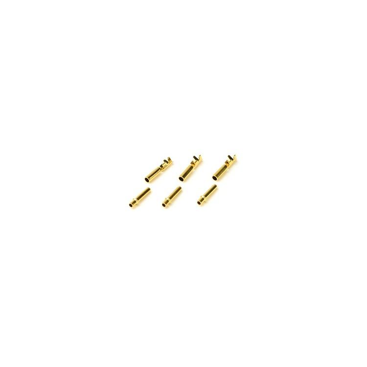 Zlacený konektor (2mm), 6ks., INNO