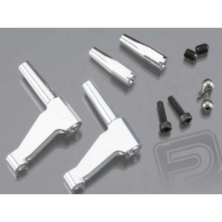 Stabilizátor alu - vezérlő kar, 2db, X50