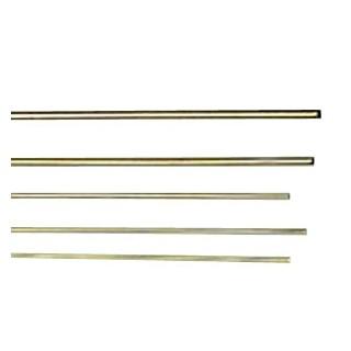 Sárgaréz drót 2,5x1000 mm