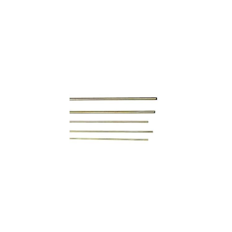 Mosazný drát 2,5 mm