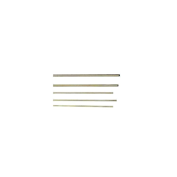 Mosazný drát 4,0 mm
