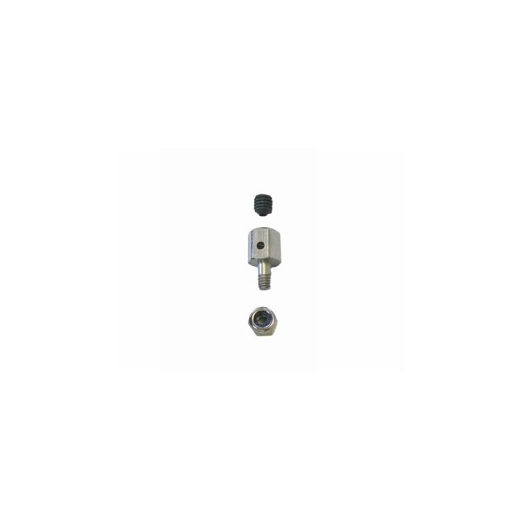 Variabilní koncovky pro drát od 0,5 do 1.0mm, 10 ks.