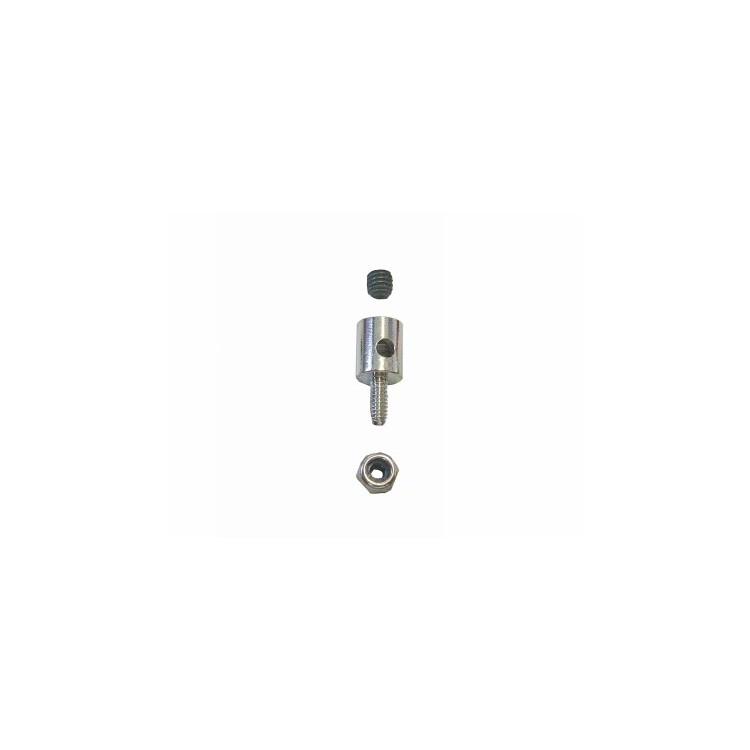 Variabilní koncovky pro drát od 1,2 do 2.0mm, 10 ks.