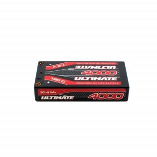 ULTIMATE GRAPHENE HV LiPo Hardcase 4000mAh 7.6V 120C G5