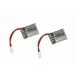 LiPo sada 3,7V 180mAh 0,7Wh - Heim 3D 100 HoTT