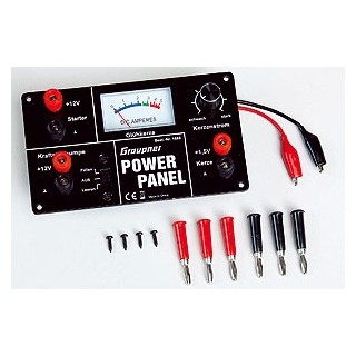 Power Panel - GRAUPNER