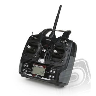 OPTIC 6 SPORT 2,4 GHz (mód 1) - csak Távirányító