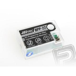 HPP-22 PC interfész és programozó