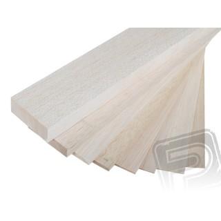 100cm Balsafa 1 - könnyű (szélesség 8cm)