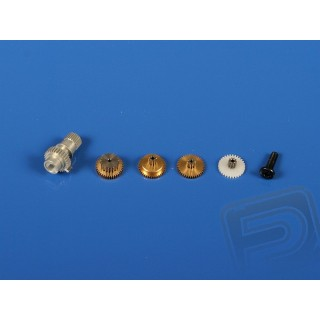 5301 fém fogaskerekek HS-125MG/5125MG