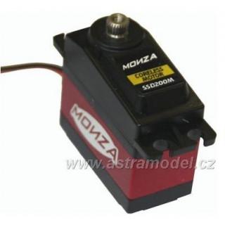 Servo MONZA 20kg.cm 0,16s/60° 6V Digital Metal