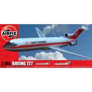 Classic Kit letadlo A04177A - Boeing 727 (1:144)