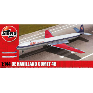 Classic Kit letadlo A04176 - D.H.Comet 4B (1:144) - reedice