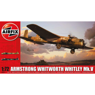 Classic Kit letadlo A08016 - Armstrong Whitworth Whitley Mk.V (1:72) - nová forma