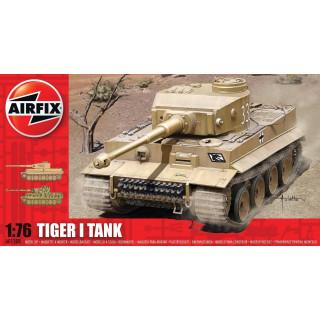 Classic Kit tank A01308 - Tiger I Tank (1:76)