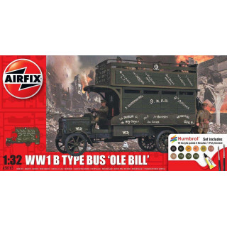 Gift Set military A50163 - WWI Old Bill Bus (1:32)