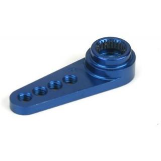 Páka serva CNC 1/2 - Futaba (modrá)