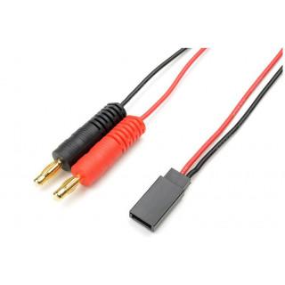Töltő kábel - TX Futaba 50cm
