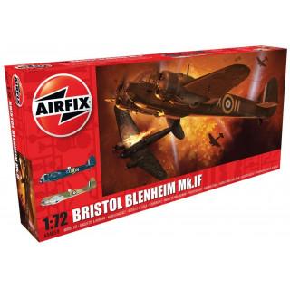 Classic Kit letadlo A04059 - BISTOL BLENHEIM MK1f (1:72)