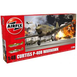Classic Kit letadlo A05130 - CURTISS P40B WARHAWK (1:48)