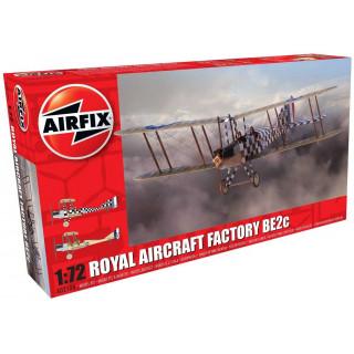 Classic Kit letadlo A02104 - Royal Aircraft Factory BE2c Scout (1:72)