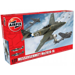 Classic Kit letadlo A03088 - Messerschmitt ME262A-1a (1:72) - nová forma