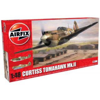 Classic Kit letadlo A05133 - Curtiss Tomahawk MK.II (1:48)
