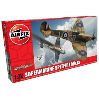 Classic Kit repülőgép A01071B - Supermarine Spitfire Mk.Ia (1:72)