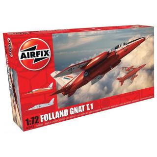 Classic Kit repülőgép A02105 - Folland Gnat T.1 (1:72)