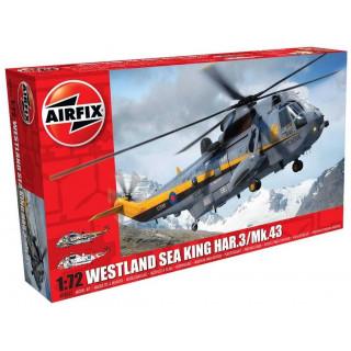 Classic Kit helikopter A04063 - Westland Sea King HAR.3/Mk.43 (1:72)
