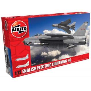 Classic Kit repülőgép A05042A - English Electric Lightning F6 (1:72)