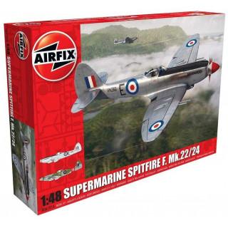 Classic Kit letadlo A06101A - Supermarine Spitfire F.Mk22/24 (1:48)