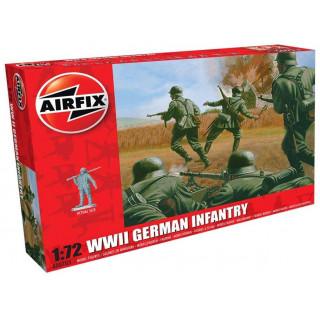 Classic Kit figurky A00705 - WWII German Infantry (1:72)