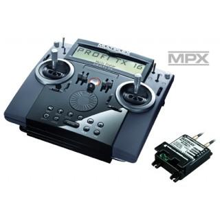 35702 PROFI TX 16 M-link szett 2,4 GHz