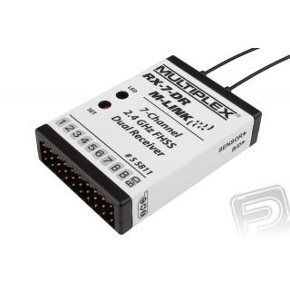 55811: RX-7 DR M-LINK 2,4GHz vevő
