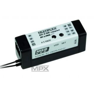 55820: RX-9 DR compact M-LINK 2,4GHz Vevő