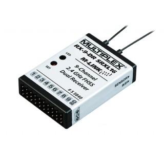 55840: RX-9 DR SXRL 16 M-LINK 2,4GHz Vevő