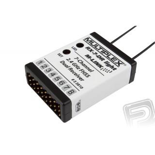 55810 Přijímač RX-7-DR Light M-LINK 2,4GHz