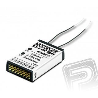 55809 Přijímač RX-6-DR Light M-LINK 2,4GHz