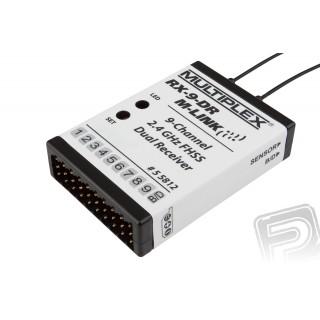 55812: RX-9-DR M-LINK 2,4GHz Vevő